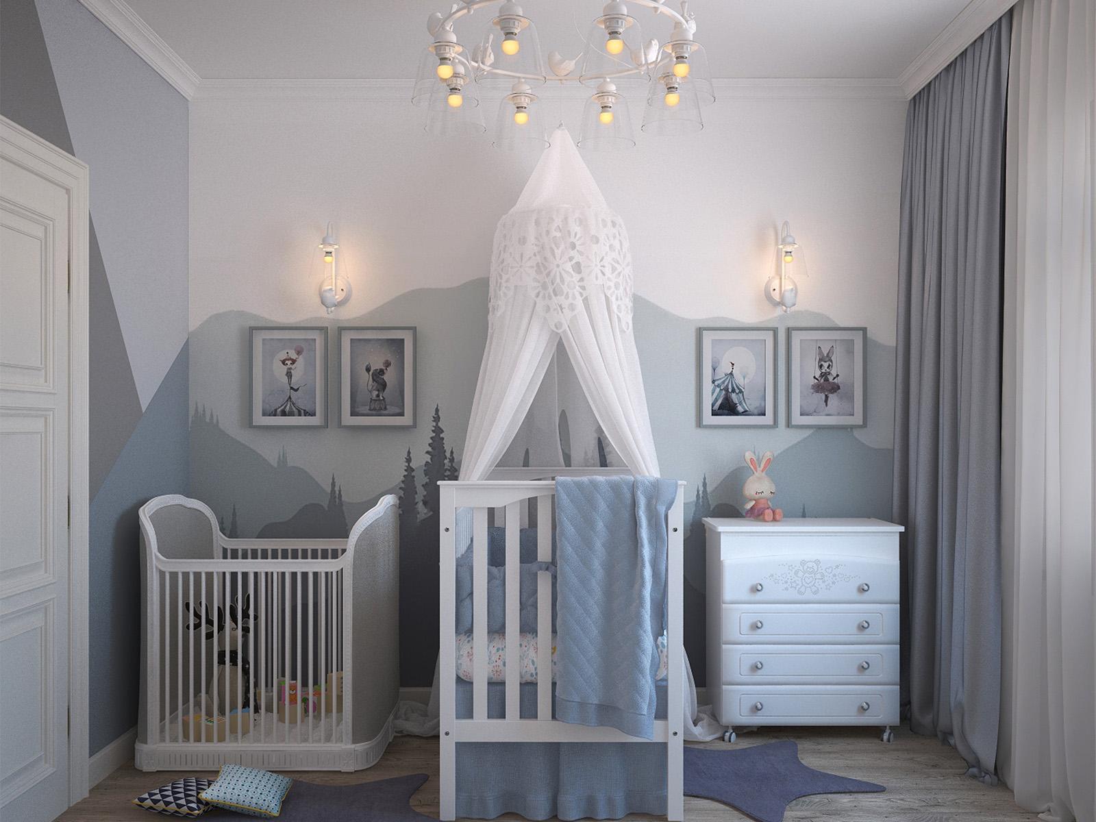 Kid's bedroom services in London, electrics, kid's bedroom design, lighting, wallpapering, painting, tiling, woodwork, decorating, window fitting, door fitting